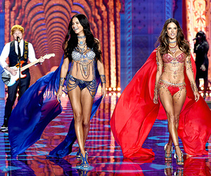Adriana Lima and Victoria's Secret image