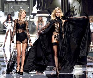 Taylor Swift, Victoria's Secret, and Karlie Kloss image