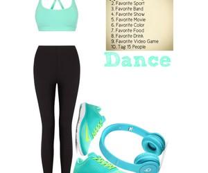 challenge, dance, and nike image
