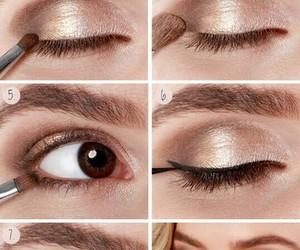 makeup and макияж image