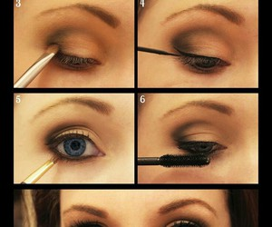 diy, makeup, and tutorial image