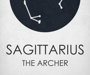 christmas, Sagittarius, and december image