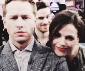 josh dallas and lana parrilla image