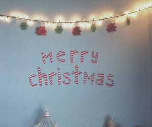 decor, decorations, and merry christmas image