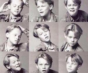 Leonardo, dicaprio, and young image