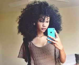adorable, afro style, and must love image