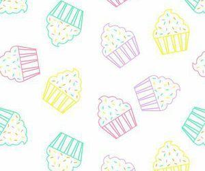 cupcake, pretty, and wallpaper image