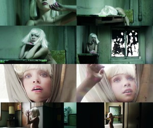 chandelier, dance, and Sia image