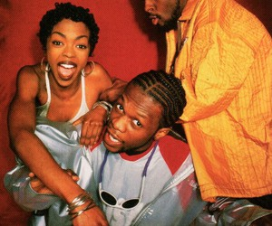 hip hop, wyclef jean, and fugees image