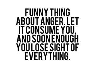 anger, consume, and everything image