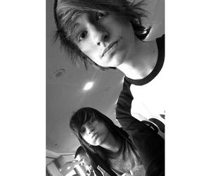johnnie guilbert and kyle david hall image