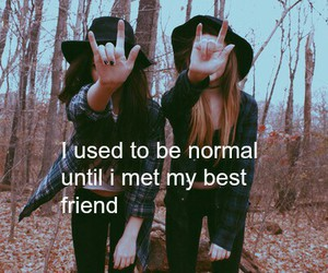 Best, normal, and friends image