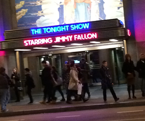 downtown, jimmy fallon, and NBC image