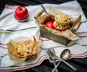 apple, cake, and dessert image