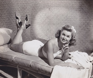 esther williams, vintage, and Pin Up image