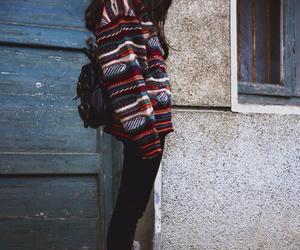 fashion, girl, and grunge image