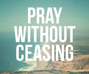 jesus, pray, and love image