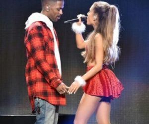 big, sean, and ariana image