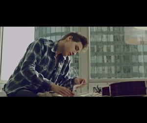 music video, jacob whitesides, and words image