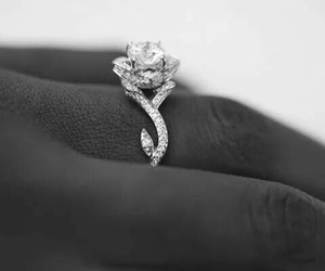 engagement, ring, and you & me image
