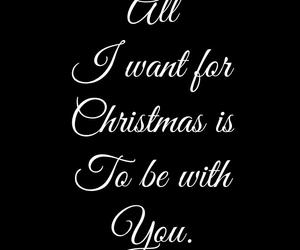 christmas, life, and me and you image