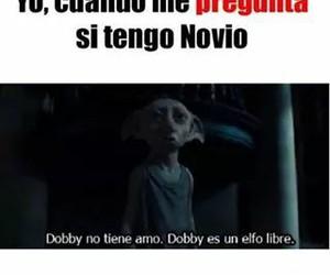 dobby, harry potter, and elfo image