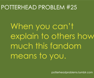 fandom and harry potter image