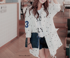 clothes, girl, and kawaii image