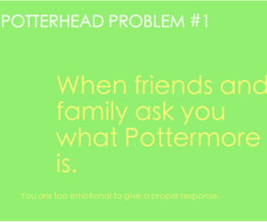 harry potter, hp, and text image
