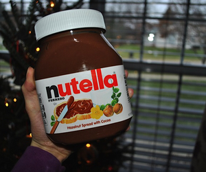 nutella, treats, and yummy image