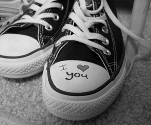 converse, life, and love image