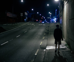 night, grunge, and street image