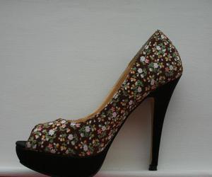 girls, high heels, and heels image