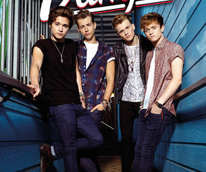 the vamps, Connor, and james image