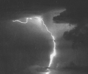 gif, lightning, and storm image