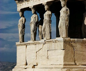 Greece, acropolis, and Athens image