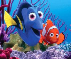 dory, movie, and love image