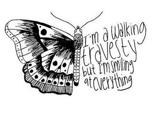 butterfly and truth image
