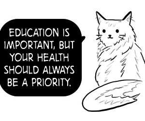 health and school image