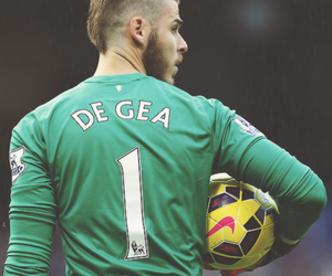 manchester united and david de gea image