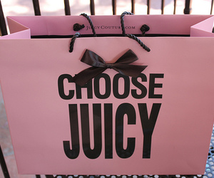 pink, fashion, and juicy couture image