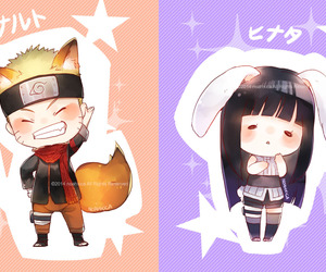 naruto, chibi, and anime image