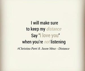 quote, love, and Lyrics image