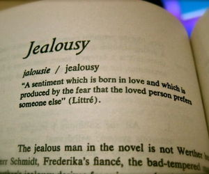 jealousy and tumblr image