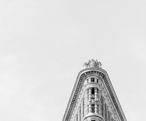 black and white, new york, and beautiful image