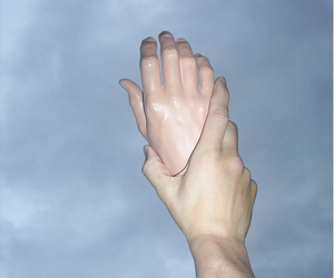 pale and hands image