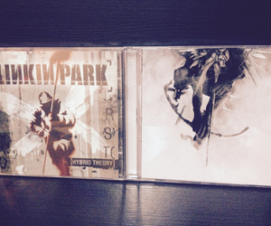 rock, linkin park, and in the end image