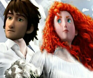 book, brave, and bride image