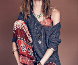 fashion and hippie image
