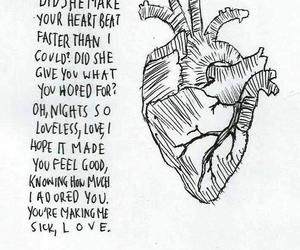 love, daughter, and Lyrics image